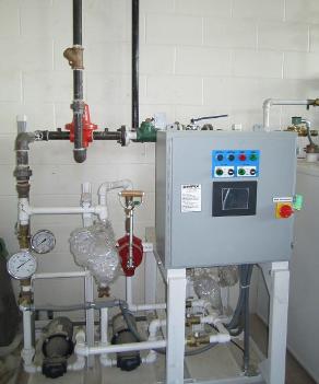 Simplex Indoor Duplex Pump Set